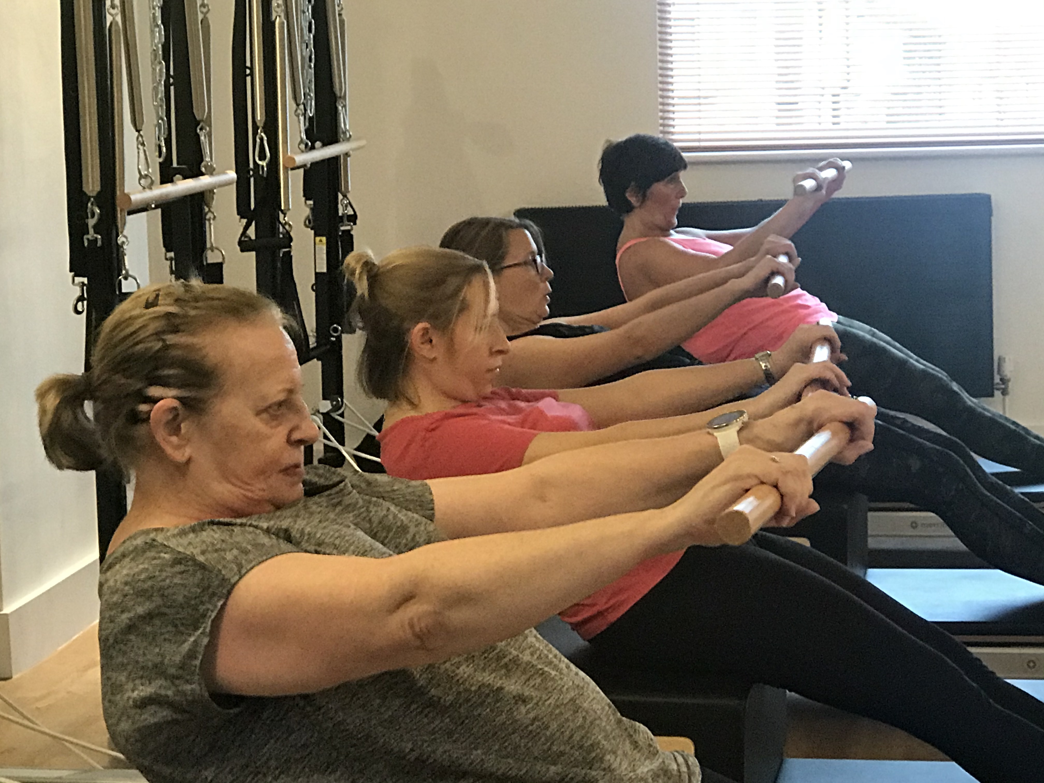 Reformer Pilates The Movement Base Leigh On Sea