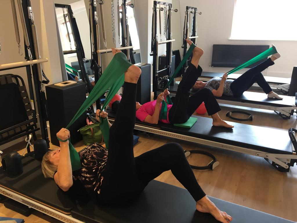 Mat Pilates The Movement Base Leigh On Sea